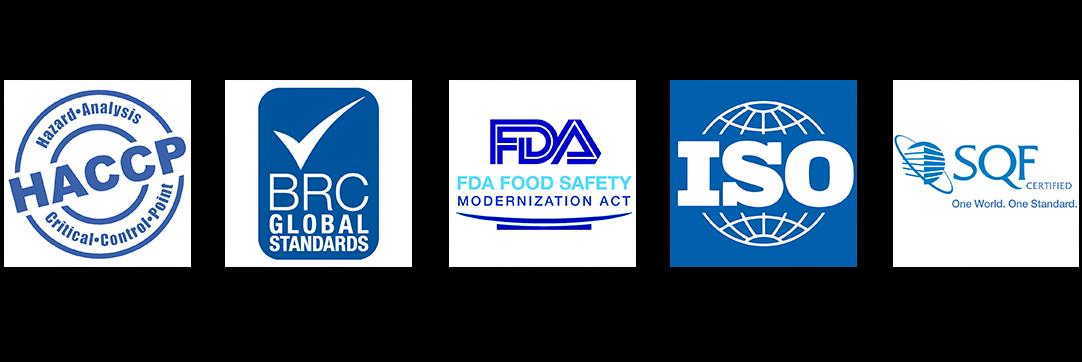 Gıda Güvenliği Standartları